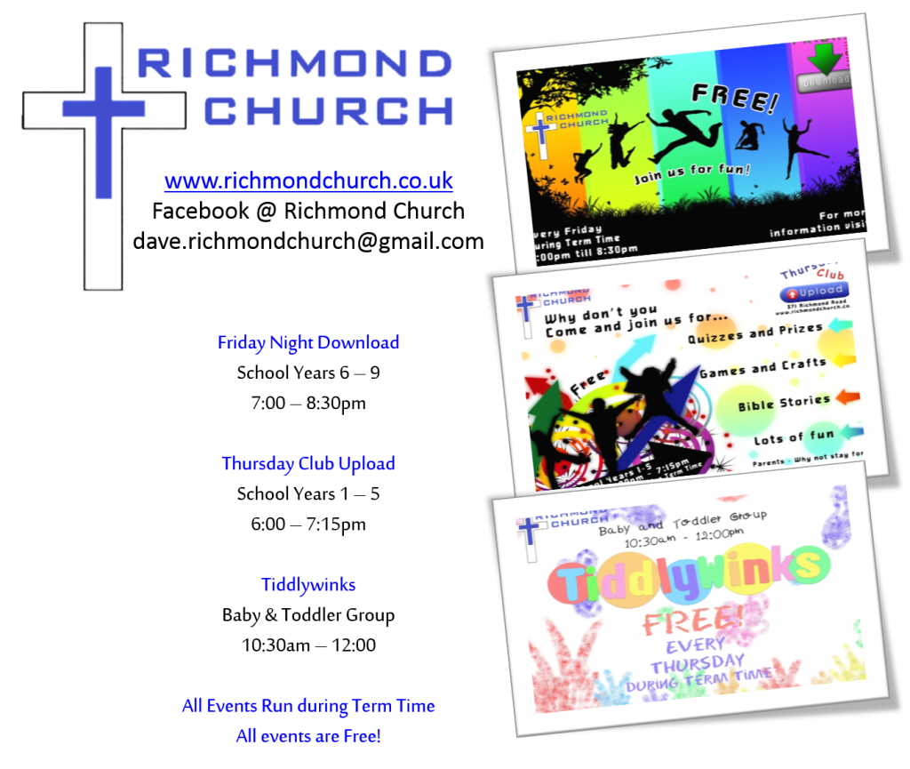 Richmond church AR mag easter 2014